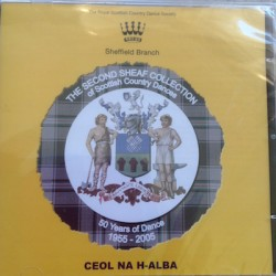 Sheffield Sheaf Book of Scottish Dances CD
