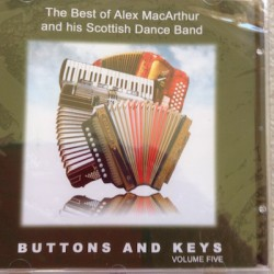 Buttons & Keys Vol. 5 - Best of Alex MacArthur