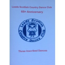 Leeds Scottish Country Dance Club 65th Anniversary