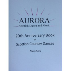 Aurora 20th Annversary Book of SCD