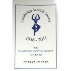 Cambridge Platinum Jubilee, Twelve Dances 1936 - 2011