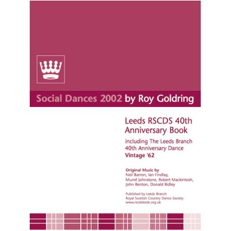 Social Dances 2002
