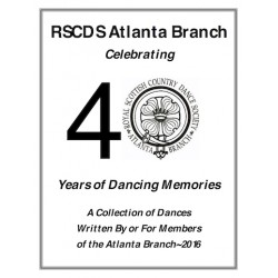 Atlanta Branch 40th Anniversary Dance Book