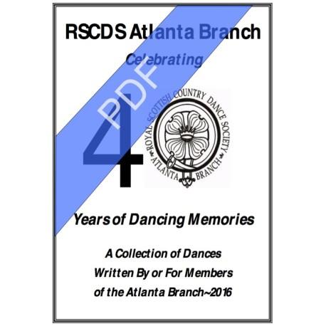 Atlanta Branch 40th Anniversary Dance Book (PDF)
