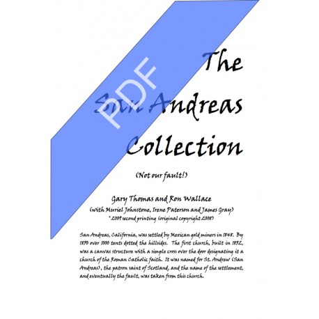 San Andreas Collection (PDF), The