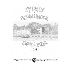 Sydney Down Under Dance Book