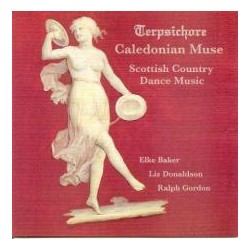 Terpsichore Caledonian Muse Scottish Country Dance Music