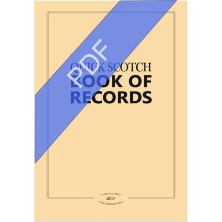 Book of Records (PDF)