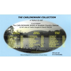 Carlingwark Collection CD, Volume One