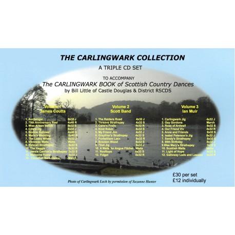 Carlingwark Collection CD, Volume One