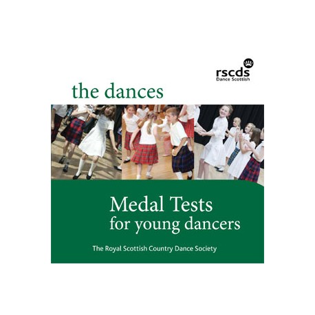 New Medal Tests for Young Dancers