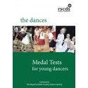 Medal Tests for Dances