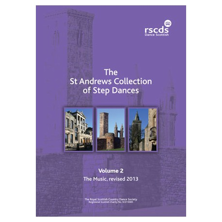 St Andrews Collection of Step Dances Volume 2