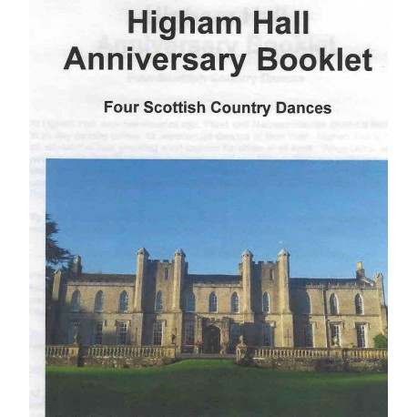 Higham Hall Anniversary Booklet