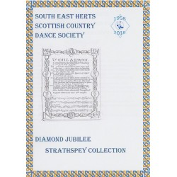 SE Herts SCD Diamond Jubilee Strathspey Collection