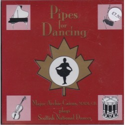 Pipes For Dancing for Scottish National Dances