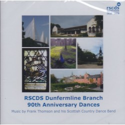 Dunfermline Branch 90th Anniversary Dances CD