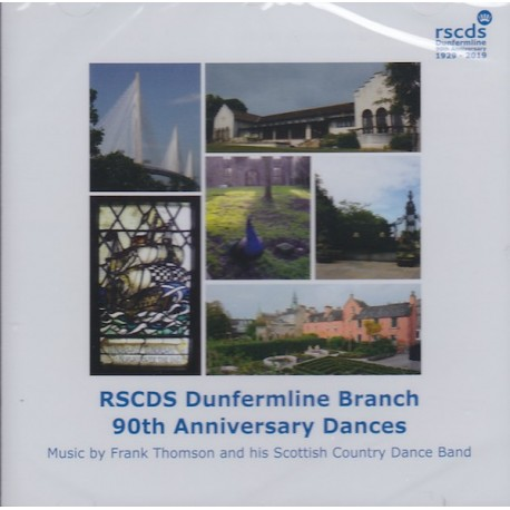 Dunfermline Branch 90th Anniversary Dances