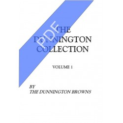 Dunnington Collection Volume 1 (PDF), The