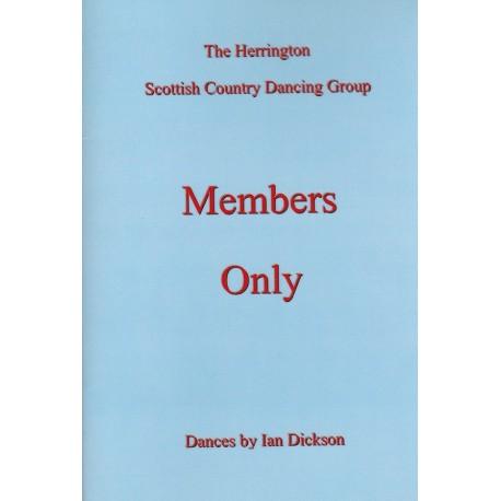Members Only (Herrington SCD Group)