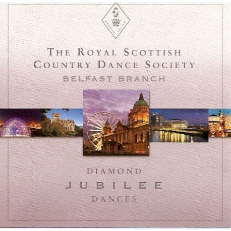 Belfast Branch Diamond CD