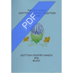 New World Scottish Dancers Collection, Volume 2 (PDF)