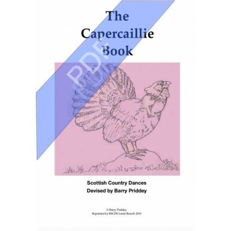 The Capercaillie Book