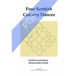 Four Scottish Country Dances  (PDF)