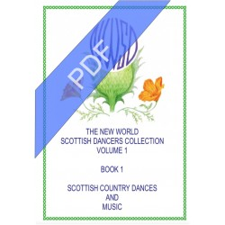 New World Scottish Dancers Collection, Volume 1, Book 1 (PDF)