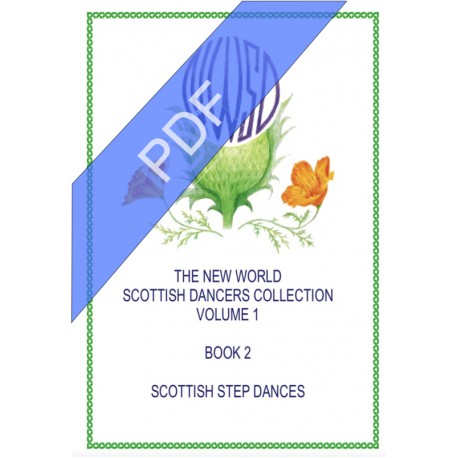 New World Scottish Dancers Collection, Volume 1, Book 2 (PDF)