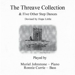 Threave Collection and five other step dances CD, The