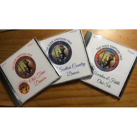 Susie Simpson Trio - Old Favourite Set