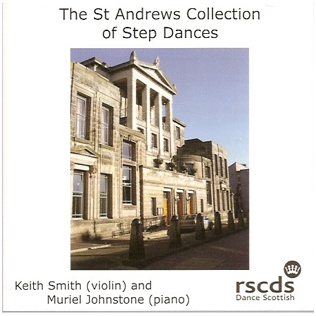 St Andrews Collection of Step Dances CD