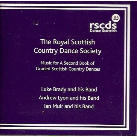 Graded Book 2 CD