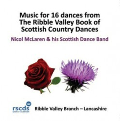 Ribble Valley Book of Scottish Dances CD