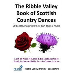 Ribble Valley Book of Scottish Dances