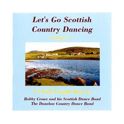 Let's Go Scottish Country Dancing: Volume 4
