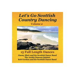 Let's Go Scottish Country Dancing: Volume 2