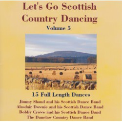 Let's Go Scottish Country Dancing: Volume 5
