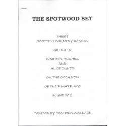 Spotwood Set The