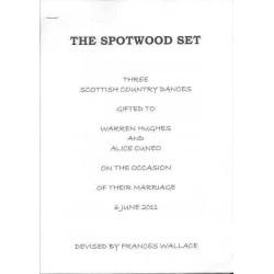 Spotwood Set The