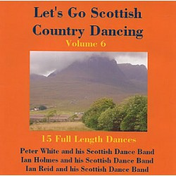 Let's Go Scottish Country Dancing: Volume 6