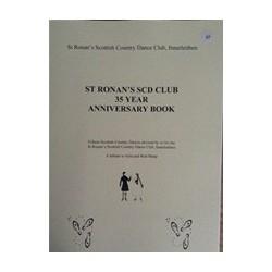 St Ronan's SCD Club 35 Year Anniversary Book