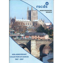 Herefordshire 40th Anniversary Collection of Dances