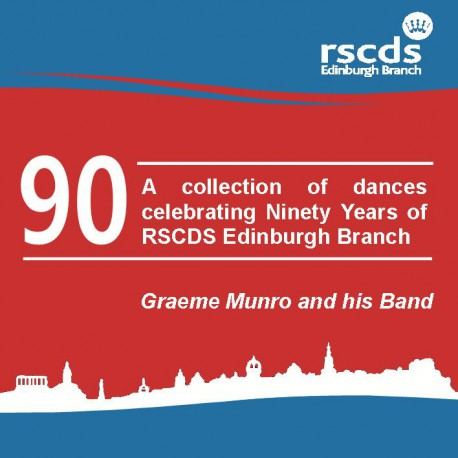 Edinburgh Branch 12 Anniversary dances celebrating 90 years