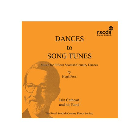 Dances to Song Tunes CD