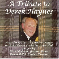 Tribute to Derek Haynes, A