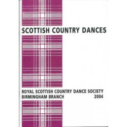 Birmingham Branch 2004 - Scottish Country Dances