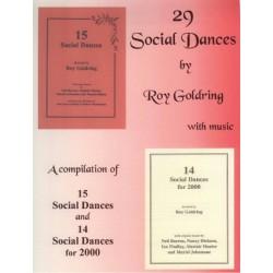 29 Social Dances
