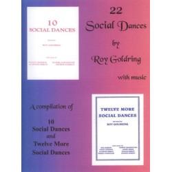 22 Social Dances